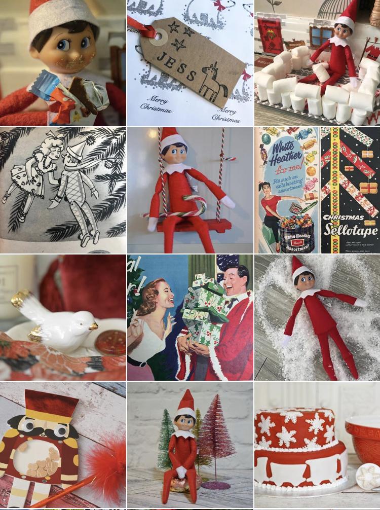 Christmas Instagram theme