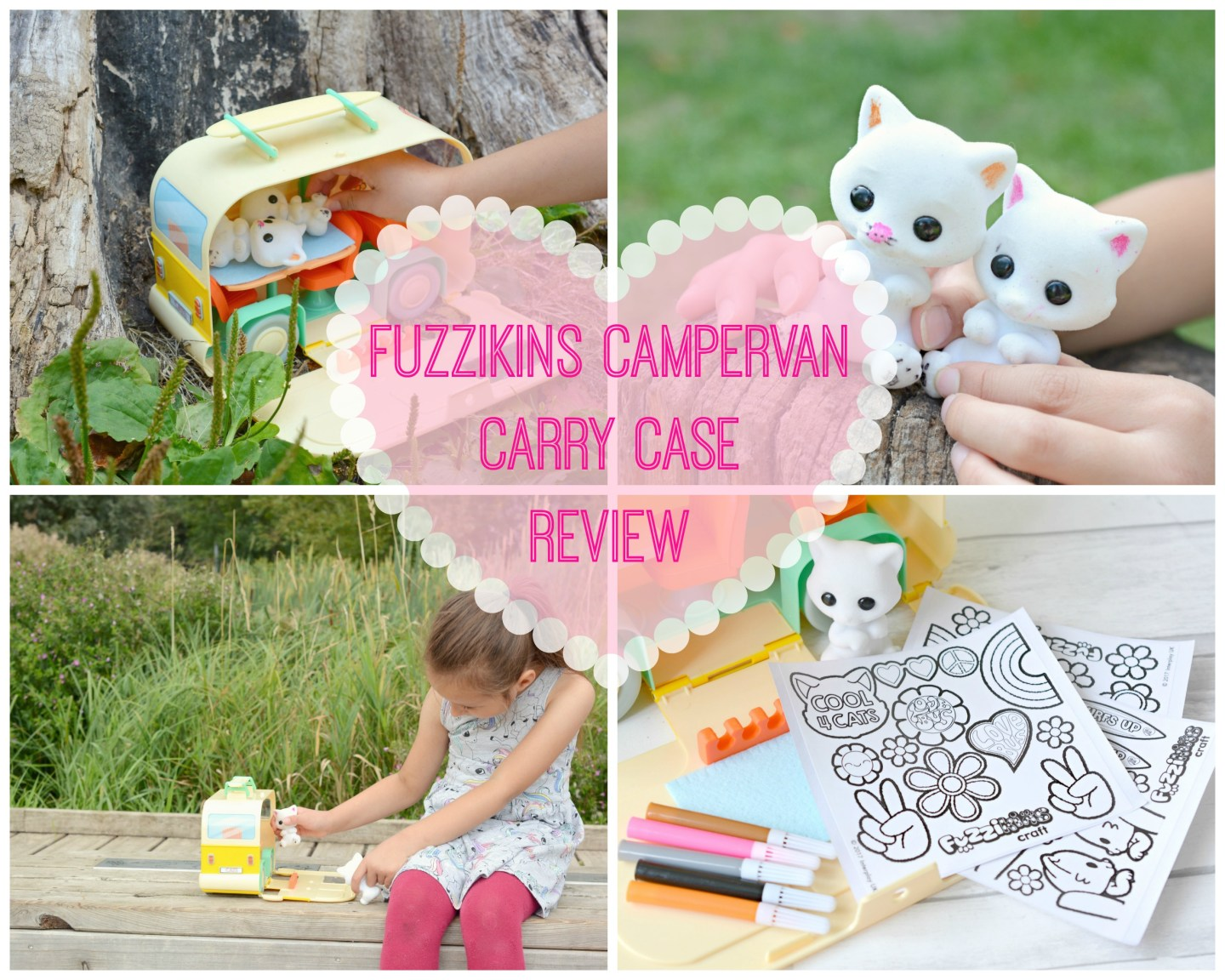 Going on an Adventure with Lila's Fuzzikins Campervan