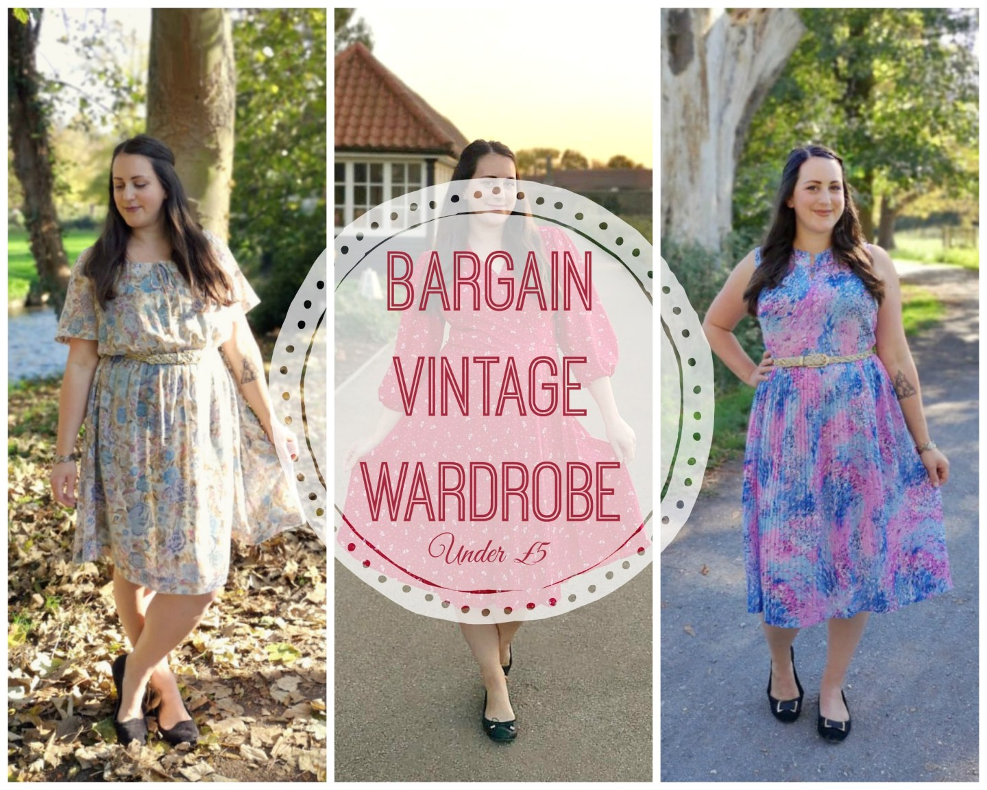 FASHION – How to Get a Vintage Wardrobe on the Cheap!