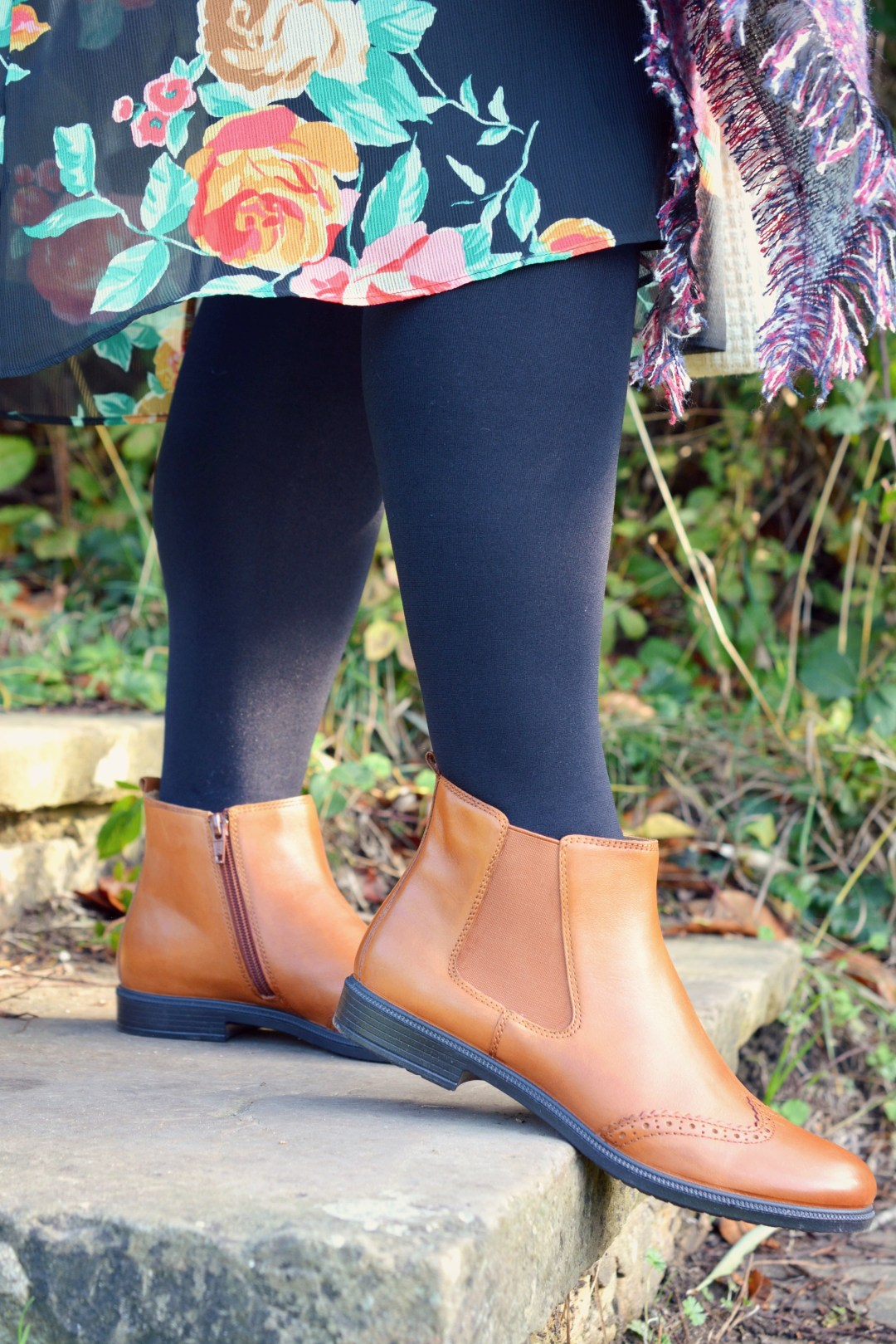 Boots That Make My Feet Feel Happy! Comfortable boots from Hotter