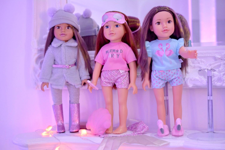 Design a Friend for Christmas | Design a Friend Dolls