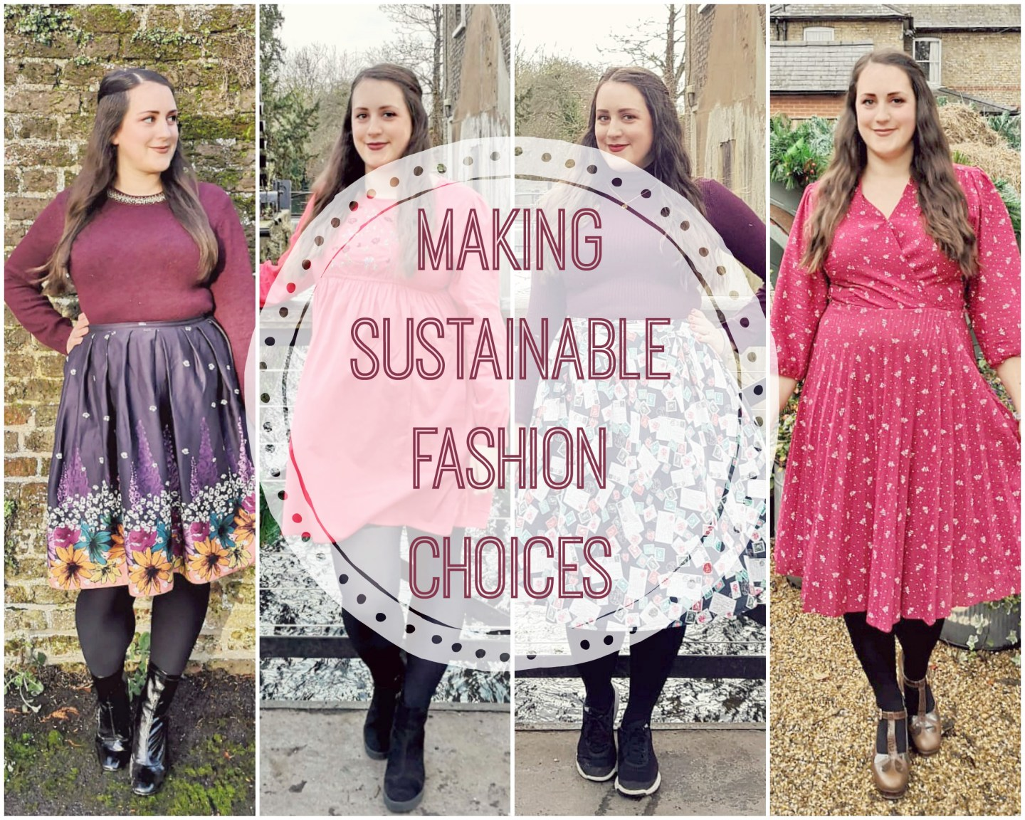 New Years Dressolutions – Making More Sustainable Fashion Choices