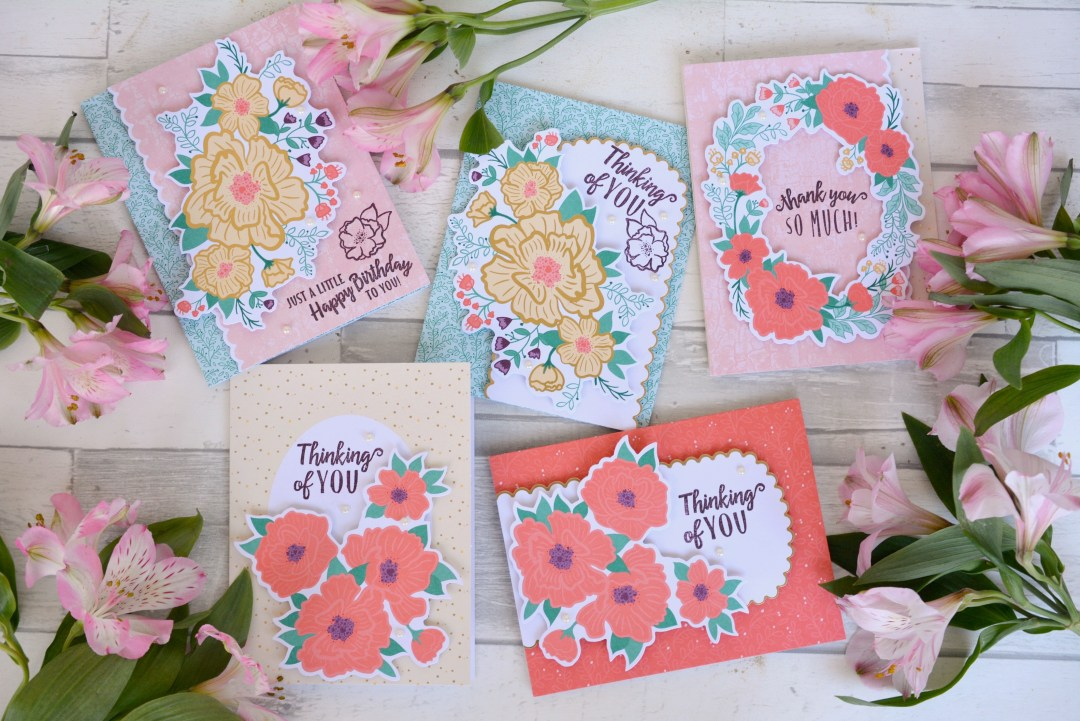 Stampin' Up - Making Lovely Home Made Greeting Cards
