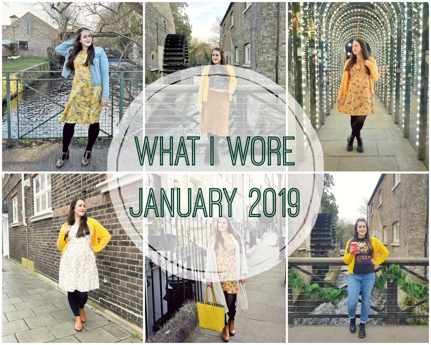 What I've Been Wearing – January 2019
