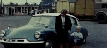 A typical scene from a Vintage Home Movie