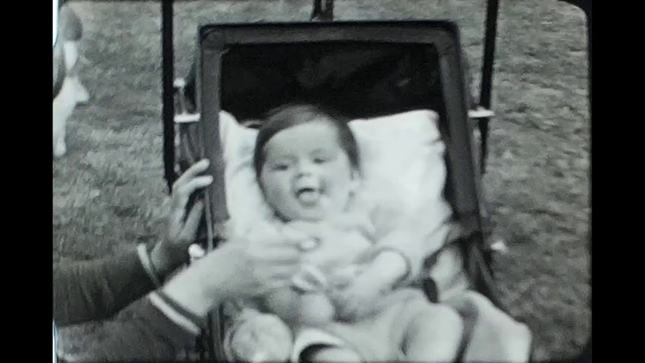 Family home movie from the 1930s