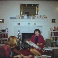 Happy Christmas 1966 in Onslow square