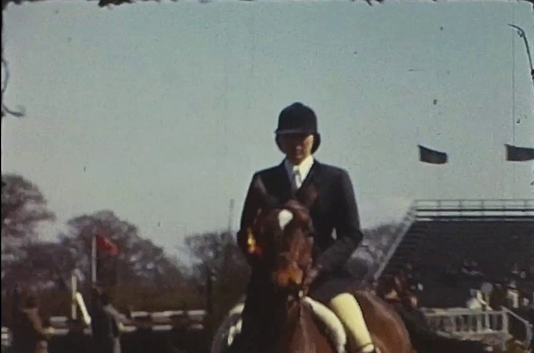 Showjumping at Hickstead