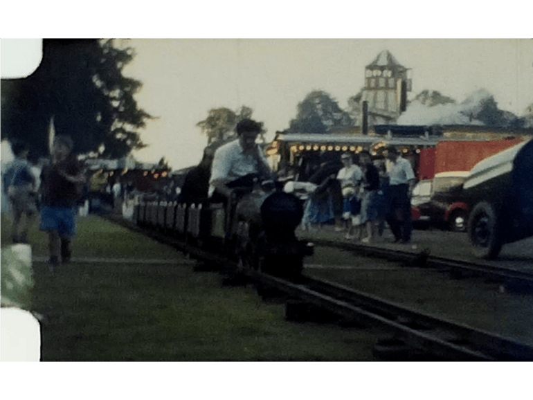 Steam Fair and Circus from 1964 3