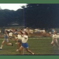 Nostalgic School sports day from 1967