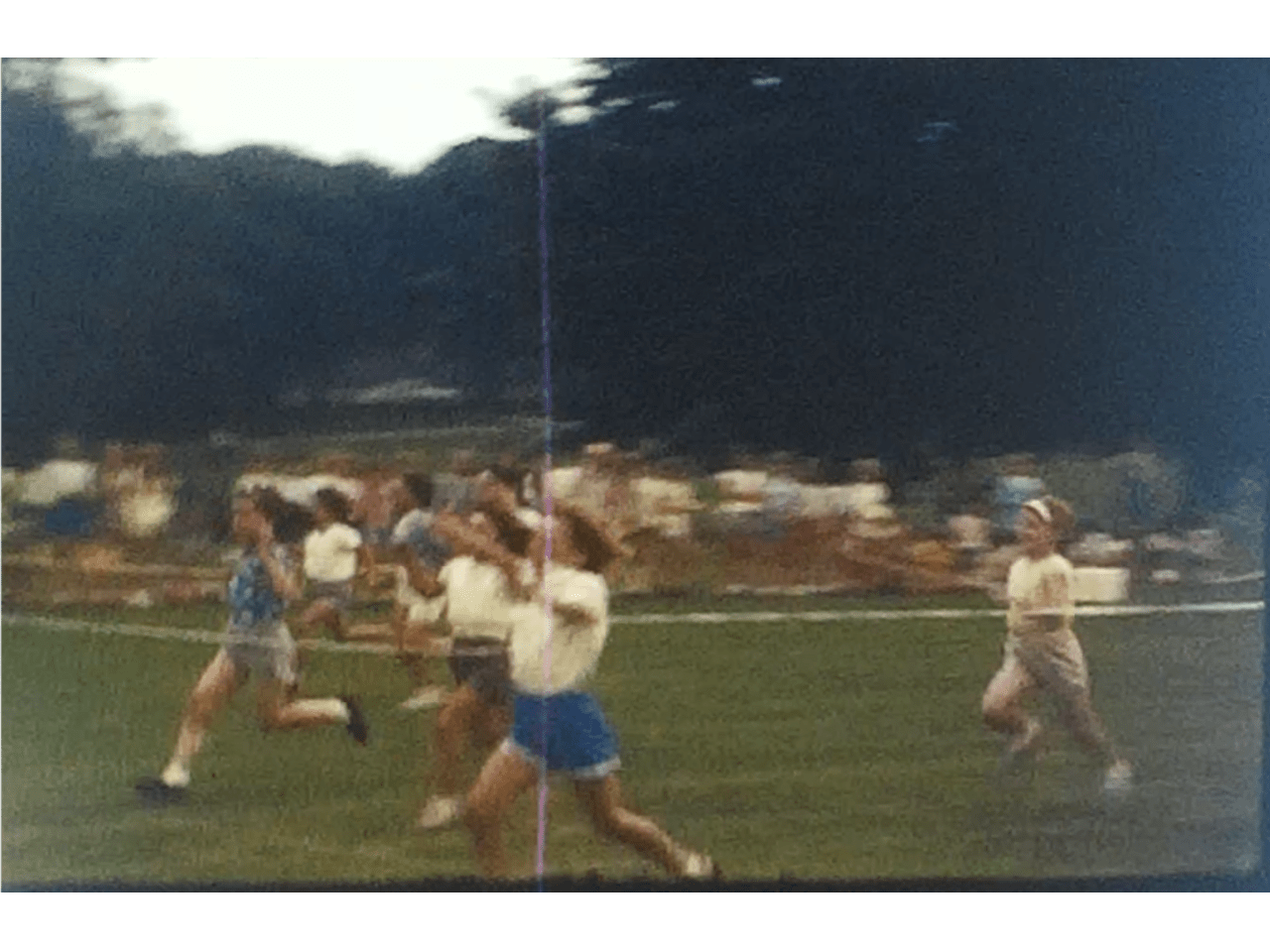 Nostalgic School sports day from 1967