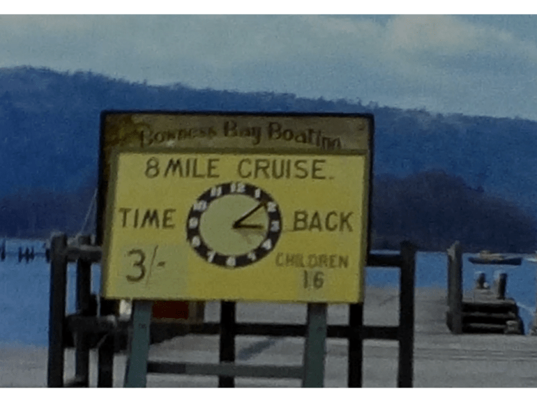 A Charming family trip to Lake Windermere in the 1960s 3