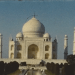 A still image from a vintage home movie of Delhi in India shot in the 1960s