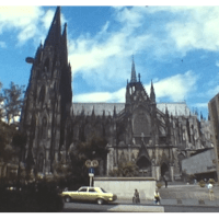 An interesting European River cruise from 1982