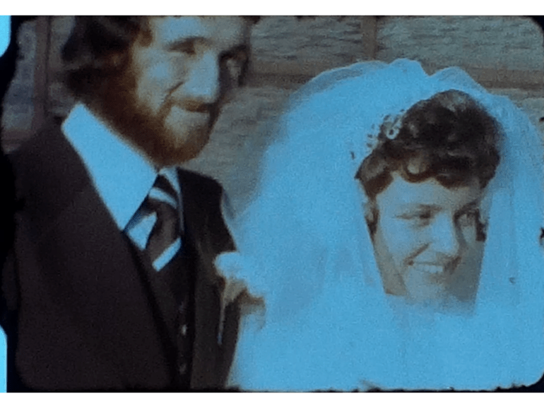 A Series of Wedding films from the 1970s 2