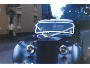 Part of a series of wedding films shot on 8mm film in the 1970s