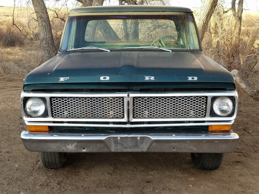 1975 Ford F100 Short Bed 1969
