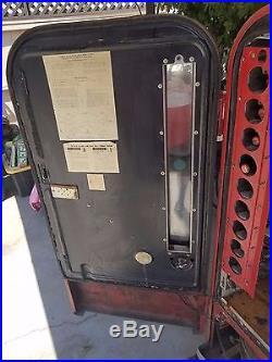 Vintage Coke Machine 1950 S Vendo 81a