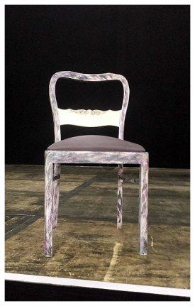 Vintage-Stuhl ERHARDT von Erfurt