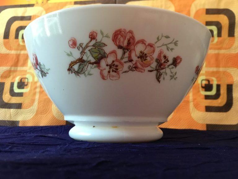 Bol Arcopal Vintage fleur