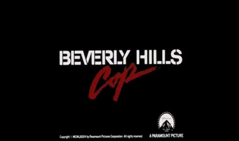 Le flic de Berverly Hills