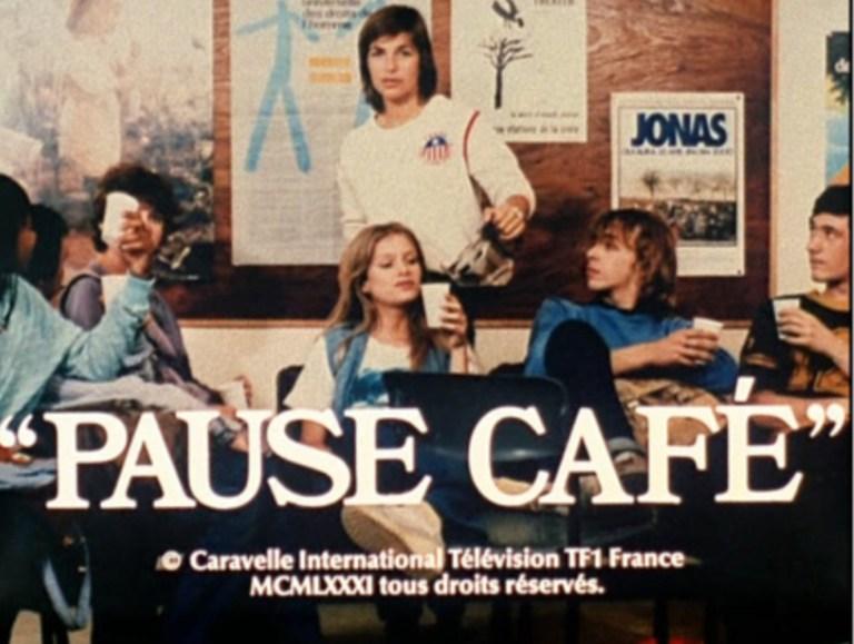 Pause café série
