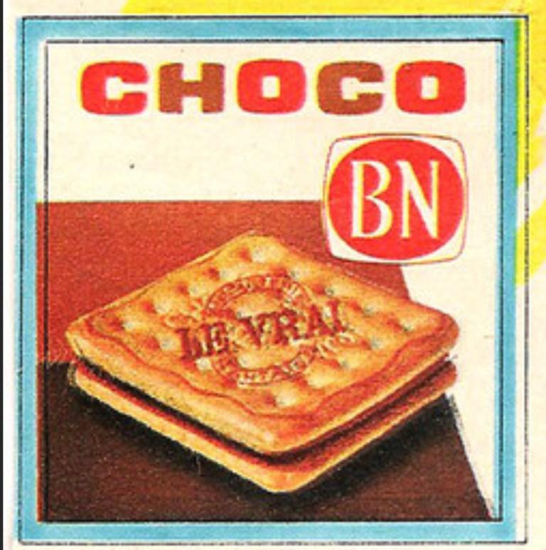 Choco BN pub vintage