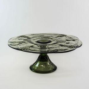 green grape pedestal