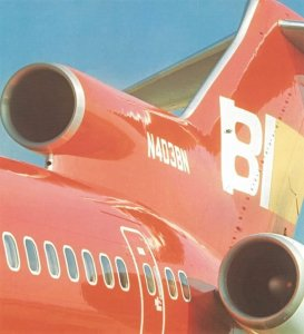 Braniff Flying Colors – Boeing 727-227