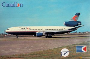 Read more about the article Canadian Airlines DC-10