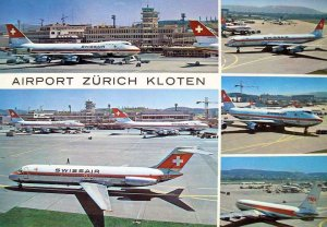 Read more about the article Beautiful Scene at Zurich Airport