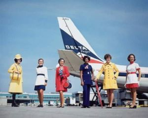 Delta Air Lines FanJet