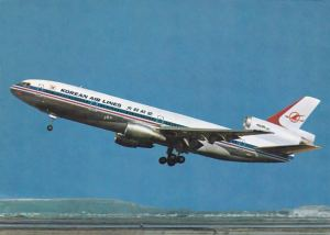 KAL Korean Air Lines DC-10-30