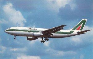 Alitalia Airbus A300