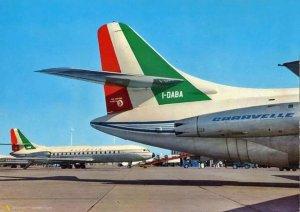 Classic Alitalia Jets