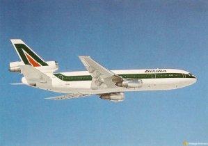 Alitalia McDonnell Douglas DC-10