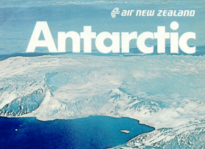 Air New Zealand, Flight 901, Mt. Erebus Disaster (+VIDEOS)
