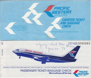 Pacific Western Airlines