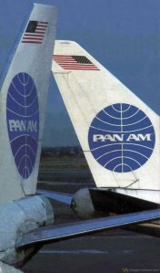 Pan Am Boeing 747 Tails