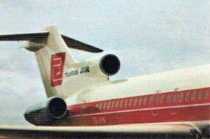 Tunis Air B727
