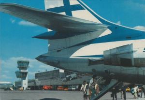 Finnair Super-Caravelle