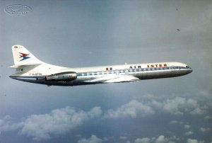 Read more about the article Air Inter Super Caravelle