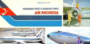 Air Rhodesia (+VIDEOS)