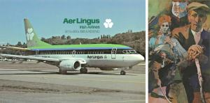Aer Lingus From the 1970s Through the 90s