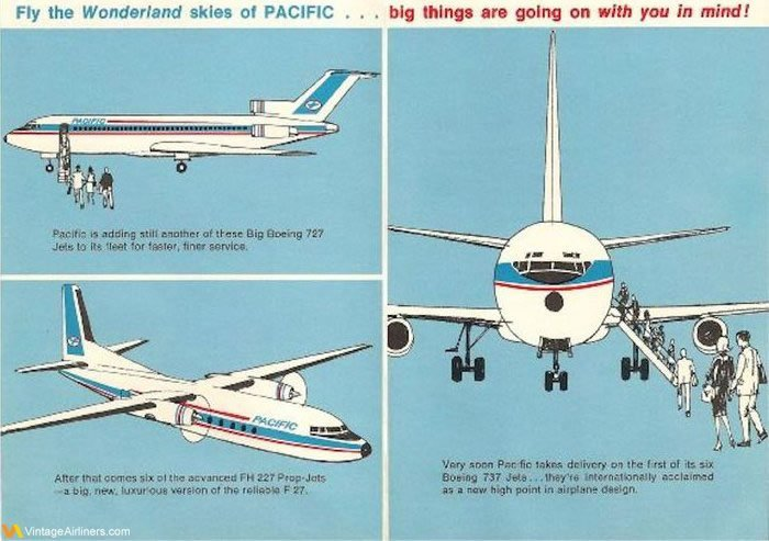 Pacific Air Lines