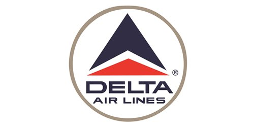 Delta Airlines Widget Logo