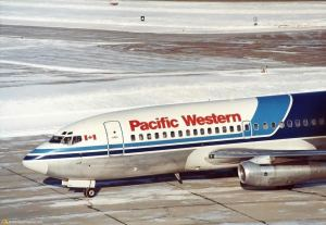 Pacific Western 737