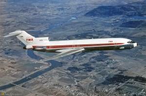 TWA 727-200