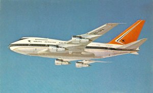 South African Airways Boeing 747SP