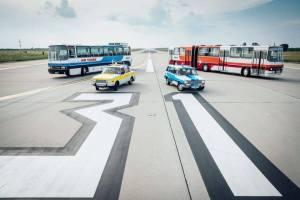 Aeropark Budapest Vintage Flashback